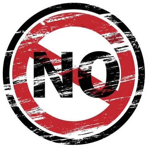 Non dire mai di no