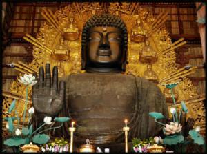 Il più grande Buddha del Giappone