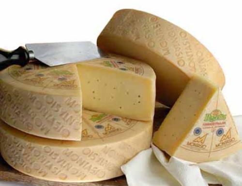 フリウリ 食とワイン チーズ