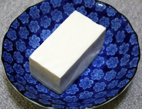 Il tofu, quale origine, quale storia?