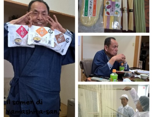 Il gioiello di Nara: il  somen del sig. Yamashita