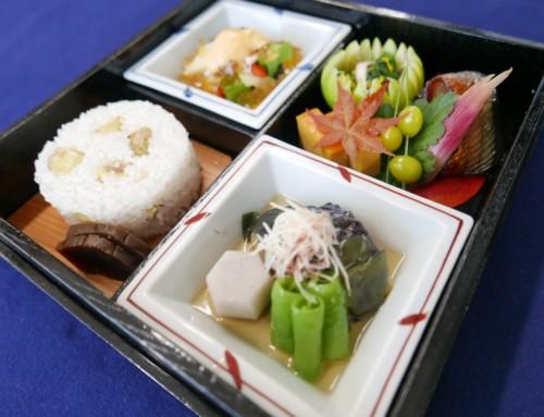 In Giappone, dalla cucina casalinga alla grande cucina Kaiseki!