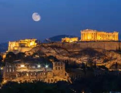 Alla scoperta della cucina greca, nella culla della filosofia e della democrazia.
