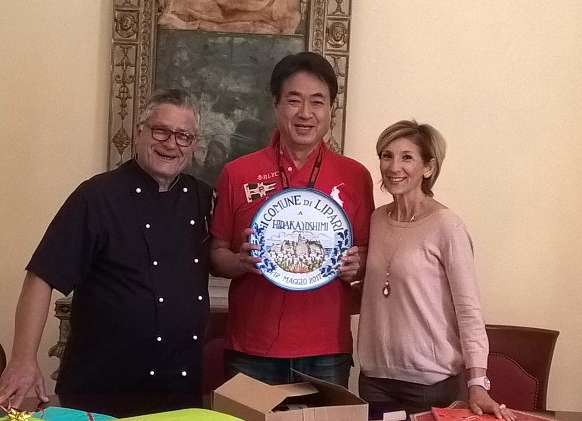 In viaggio in Sicilia con lo chef Hidaka Yoshimi di Acqua Pazza