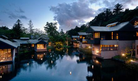 Hotel del gruppo Hoshino